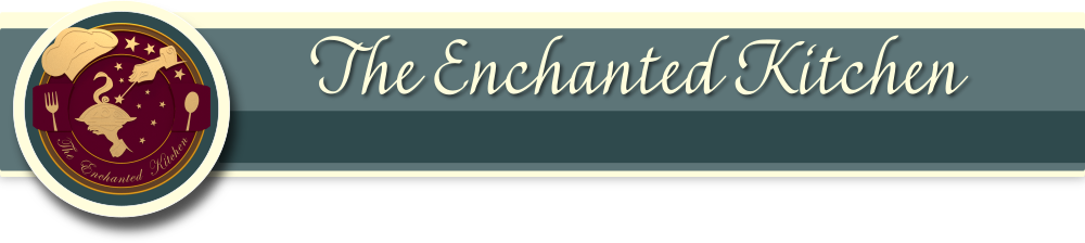 The Enchanted Kitchen logo